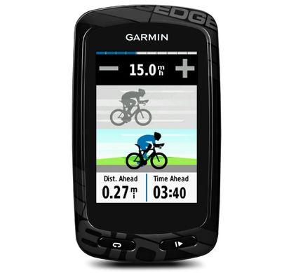 Garmin Edge 810 fietscomputer voor €249 @ Coolblue