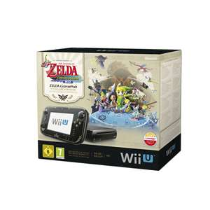 Wii-U Premium (Limited Edition) Zelda The Windwaker HD bundel voor € 250,99 @ Bart Smit