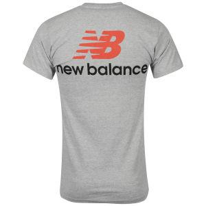 New Balance T-Shirt (Grijs) voor € 5,15 @ Zavvi