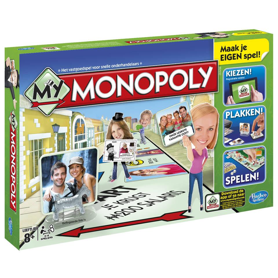 My Monopoly bordspel voor €7,98@ Bartsmit en Intertoys