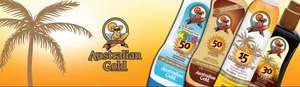 Gratis 2 Samples Australian Gold!!