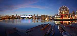 [ERROR FARE] Retour Barcelona - Vancouver vanaf €300 @ Air France