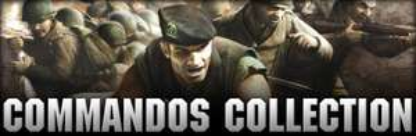 Commandos Collection voor €1,79 @ Steam