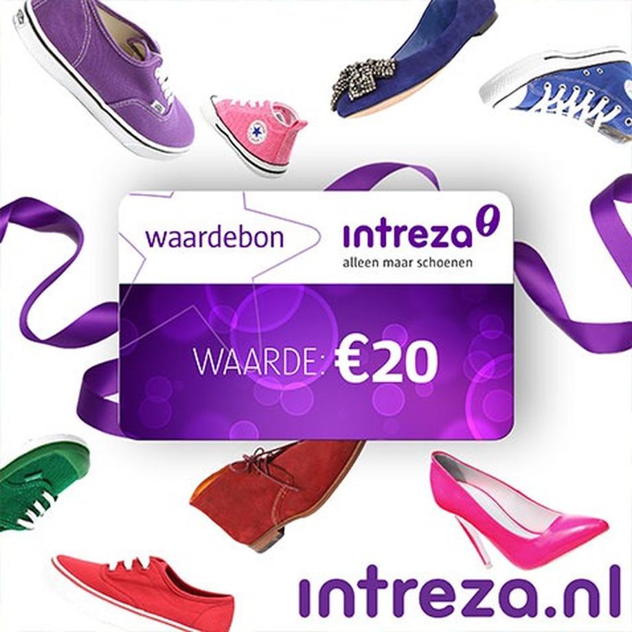 Kortingscode voor €20 korting @ Intreza