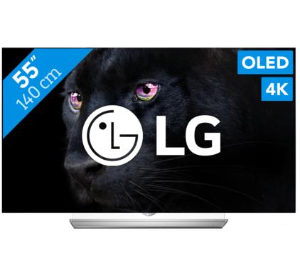 LG OLED 4K HDR 55EF950V + Gratis LG soundbar @ Coolblue / PlatteTV.nl