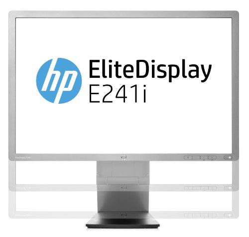 HP EliteDisplay E241i (Zilver) voor € 146,10 @ Amazon.it