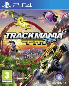 Trackmania Turbo (PS4/ONE) voor €27,85 @ Thegamecollection