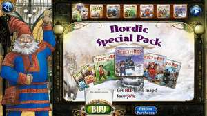 Ticket to Ride IOS Nordic Special Pack  -70% korting