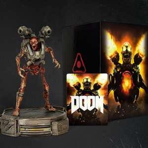 Doom PS4 Collector's Edition (PS4) voor €105 @ Game-outlet