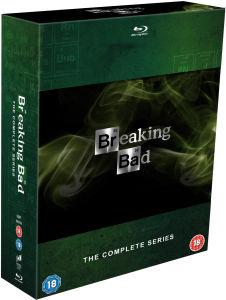 Breaking Bad - Seizoen 1-5 (Blu-ray) voor €70,39 @ Zavvi