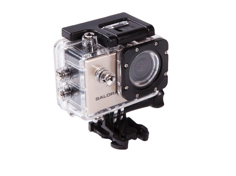 Salora ProSport PSC1335HD actioncam voor €22,95 @ Media Markt