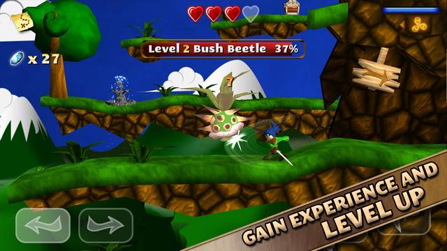 Game Swordigo t.w.v. €2,99 gratis @ App Store