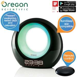 Oregon Scientific WL201  wake-up light voor €75,90 @ iBOOD