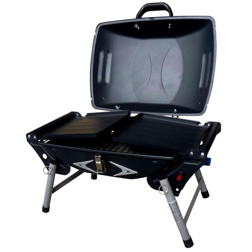 Garden Grill Bistro Traveller Barbecue voor €38,24 @ Leen bakker