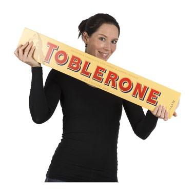 4,5kg Toblerone chocolade @ Xenos