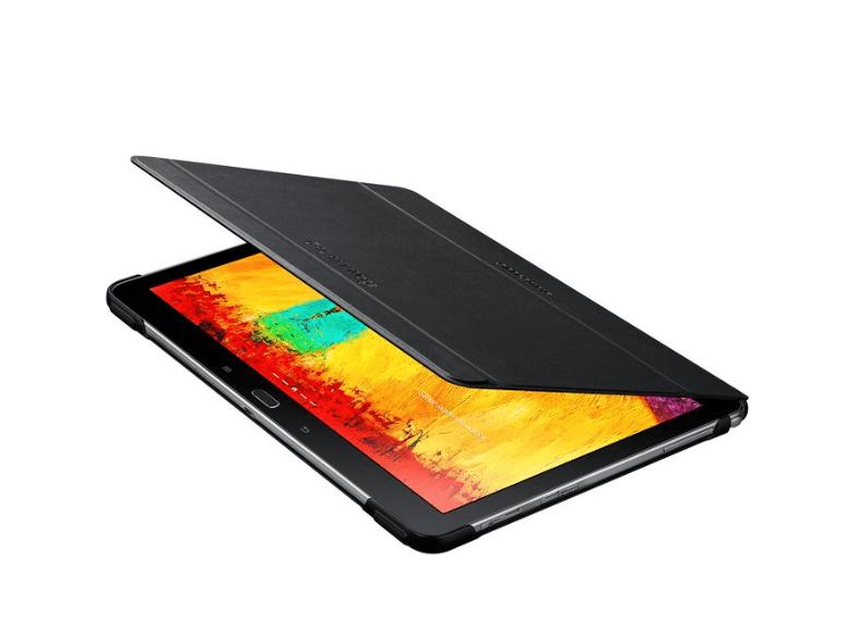 Samsung Galaxy Tab 4 10.1 Book Cover Zwart voor €5 @ Media Markt