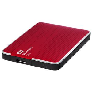 My Passport Ultra 1TB Red (Recertified) voor €39,99 @ WD