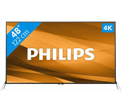 Philips 48PUS7600 Ultra HD tv voor €799 @ Coolblue
