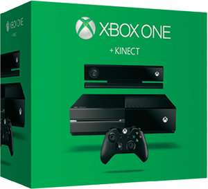 Xbox One + Kinect voor €391,50 @ Conrad