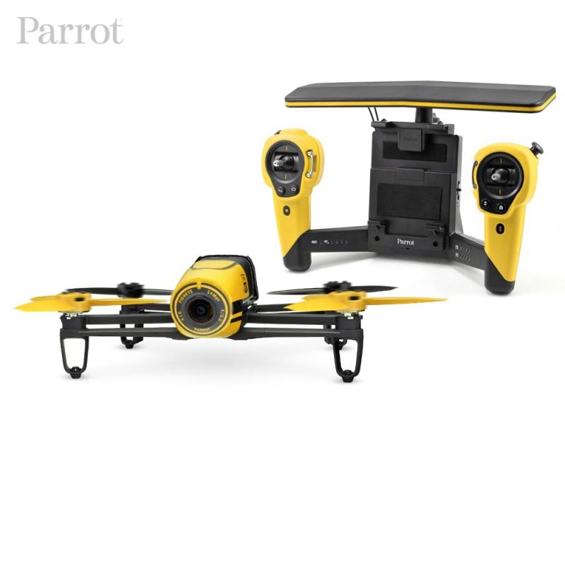 Parrot Bebop Drone + Skycontroller voor €504,95 @ Droneshop