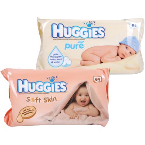 Huggies babydoekjes voor €0,79 @ Action