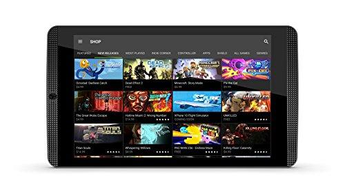 NVIDIA SHIELD K1 - 8-Inch Full HD Gaming Tablet voor €185,73 @ Amazon.de