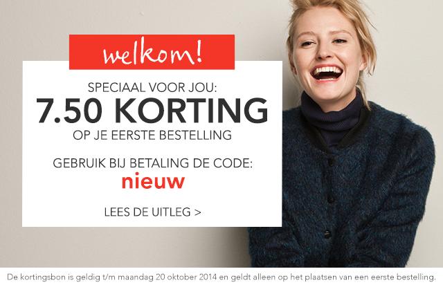 [UPDATE] Kortingscode voor €7,50 korting op alles @ Wehkamp