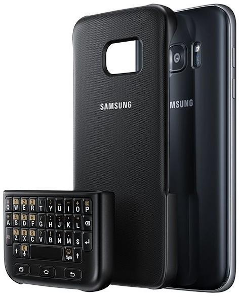 Samsung Galaxy S7 Keyboard Cover (EJ-CG930UBEGGB) voor €29,95 @ Wehkamp