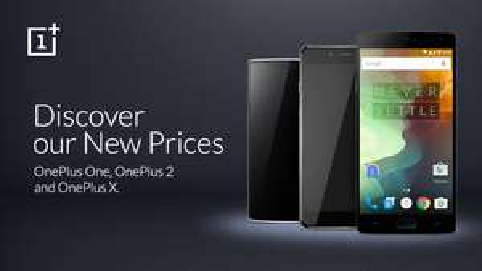 OnePlus X van €269 naar €239, OnePlus 2 van €345 naar €319 @ OnePlus Store