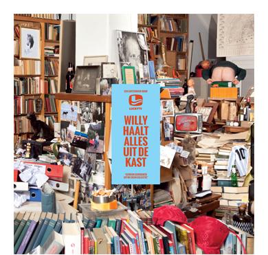 Gratis Luistergeschenk 2016 - Willy haalt alles uit de kast (Lucky TV)