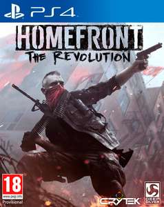 Homefront: The Revolution (PS4) voor €35,37 @ TheGameCollection