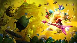 Rayman Legends  (Xbox One) (download) voor €11,60 @ Xbox Store India