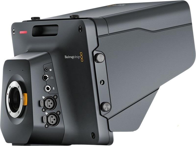 Blackmagic Design Studio Camera HD Zwart voor €774,94 @ Amazon.de