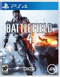 Battlefield 4 (PS4) (download) voor €26,99 @ Playstation Store