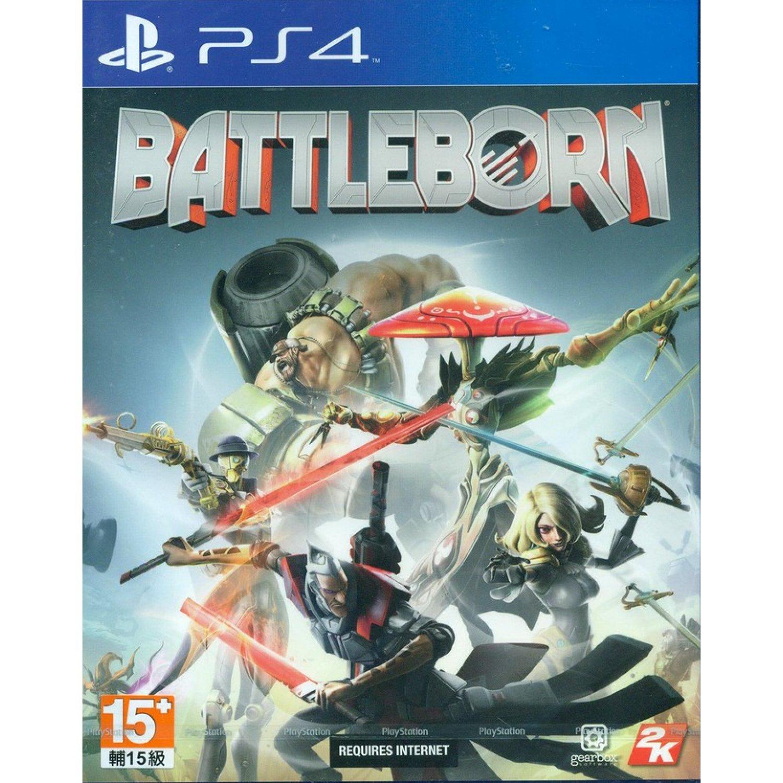 Battleborn (PS4)  voor €21,01 @ Play-Asia