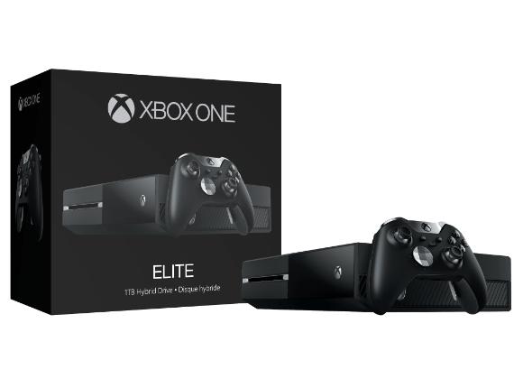 Xbox One Elite 1TB voor € 399,99 @ Media Markt