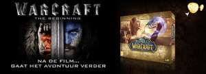 Gratis World of Warcraft (+DLC) bij kaartje film Warcraft