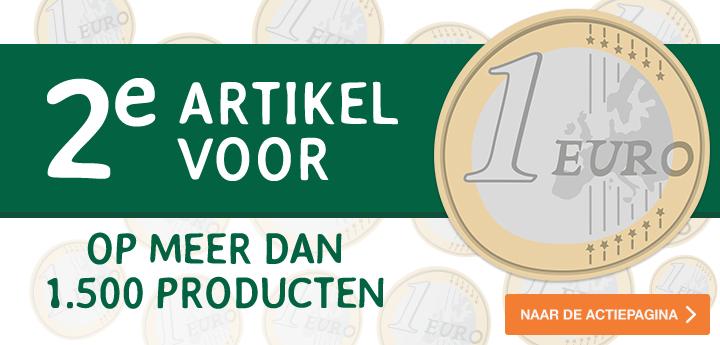 2e Artikel voor 1 euro (1500+ producten) @de Tuinen.nl