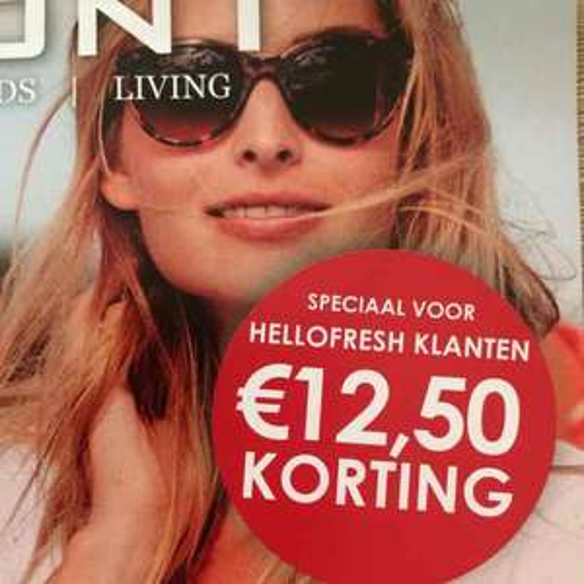 €12,50 korting bij Bomont.nl