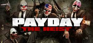 [UPDATE] Vandaag  PAYDAY: The Heist t.w.v. €14,99 gratis @ Steam