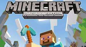 [FOUT] Minecraft gratis te downloaden voor PS3 / PS Vita @ PSN Store