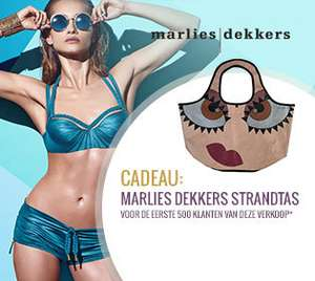 Tot 65% korting op Marlies Dekkers lingerie en badmode + €10 extra korting met code (va €50) @ Vente Exclusive