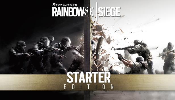 Rainbow Six: Siege 'Starter Edition' (PC) voor €15 @ Steam