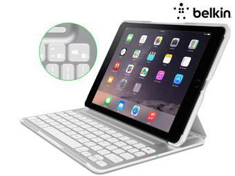 Belkin QODE Ultimate Pro hoes toetsenbord (iPad Air 2) voor €35,90 @ Ibood