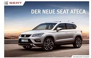 [UPDATE] Gratis verzending door Seat brochure trucje @ Amazon.de