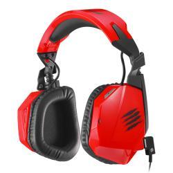MadCatz F.R.E.Q. 3 rood voor €25,40 @ HardwareWebwinkel