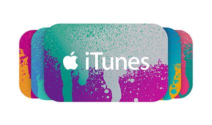 20% bonus tegoed op iTunes kaarten @ Hema