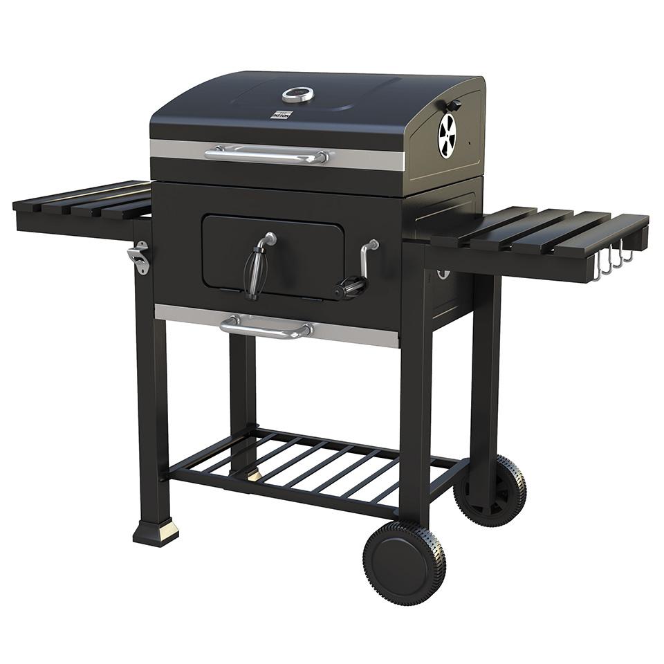 Patton C2 Charcoal Chef houtskoolbarbecue voor €199 @ Blokker