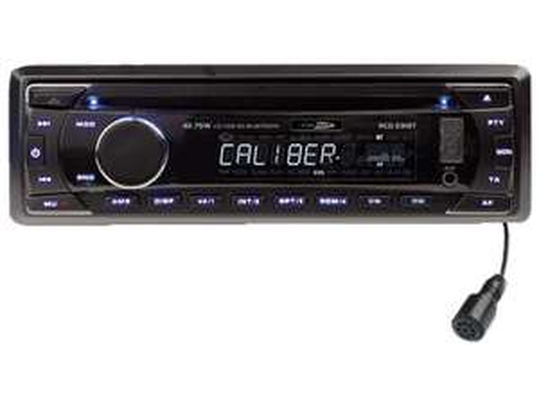 Caliber RCD231BT Autoradio voor €59 @ Mediamarkt