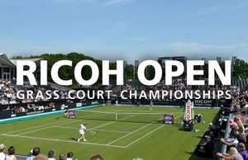 50% korting op Ricoh Open finale tickets (12 juni) @ Emté